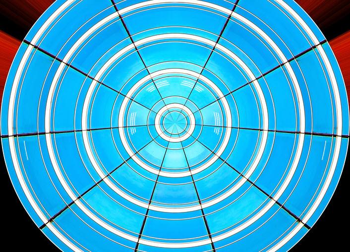 Light Blue Target