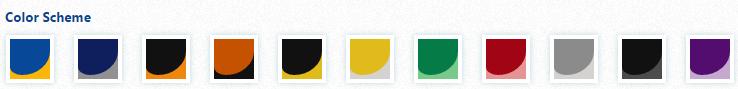 Choose your SEO Platform Colors