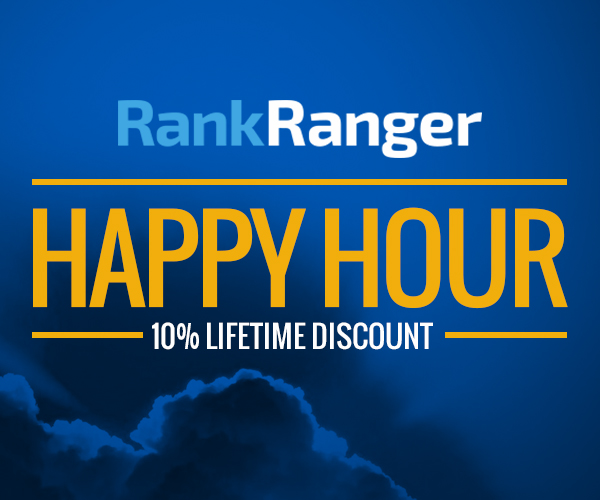 Rank Ranger Happy Hour