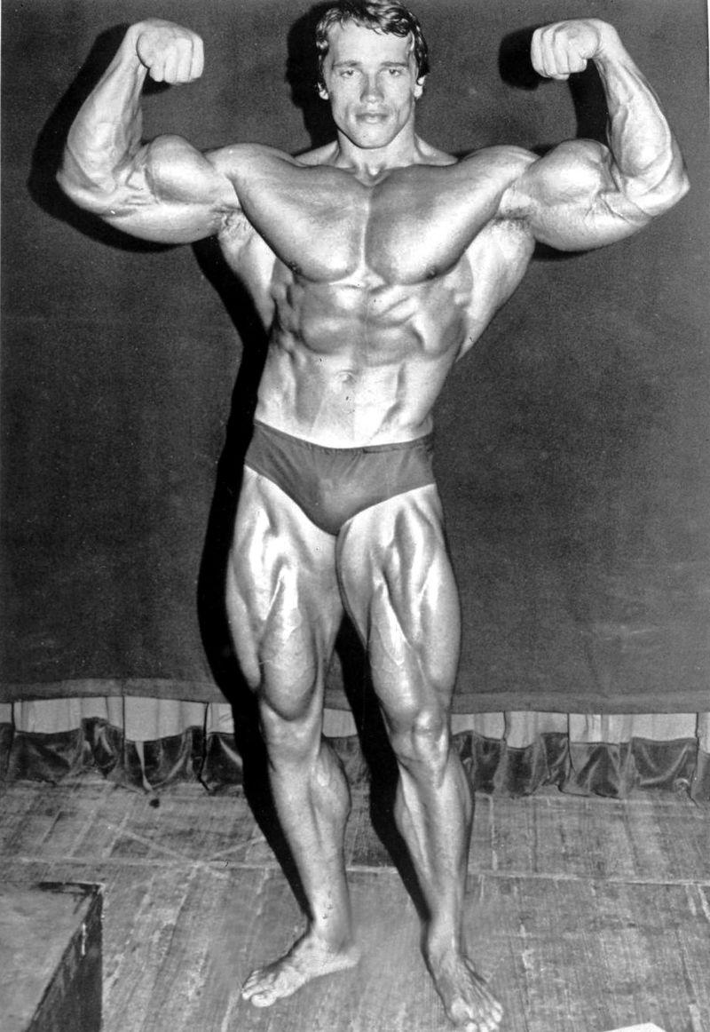 Arnold Scwarzenegger