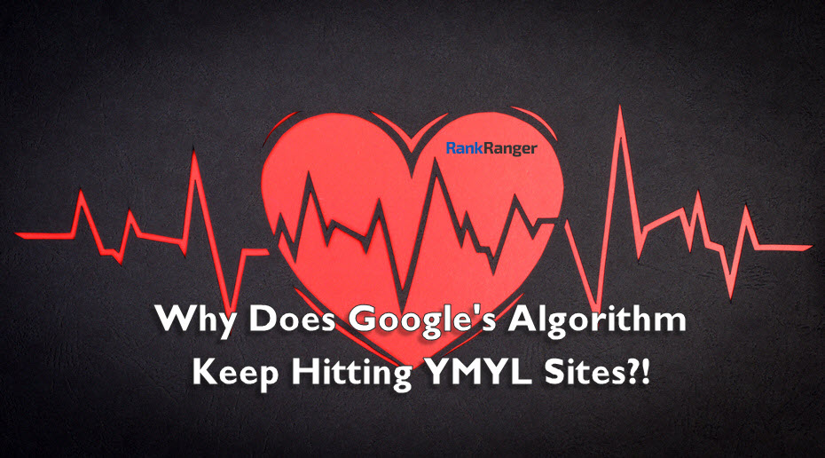 Google YMYL Site Algorithm Connection Banner