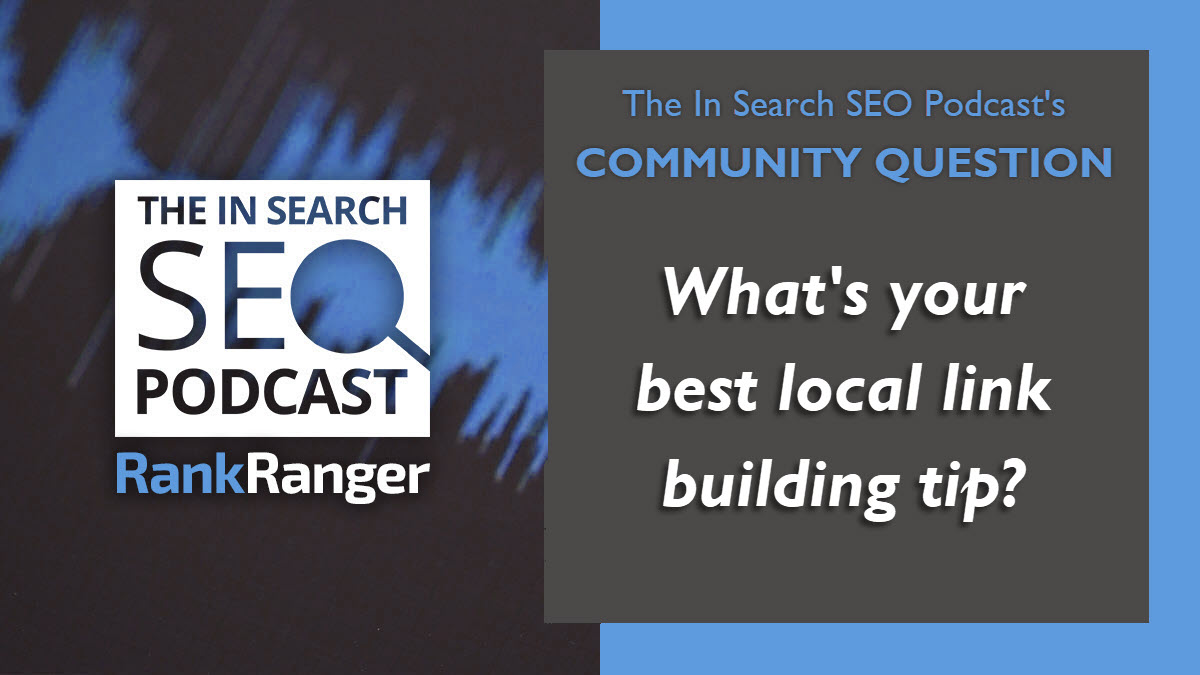 SEO Community Question 26