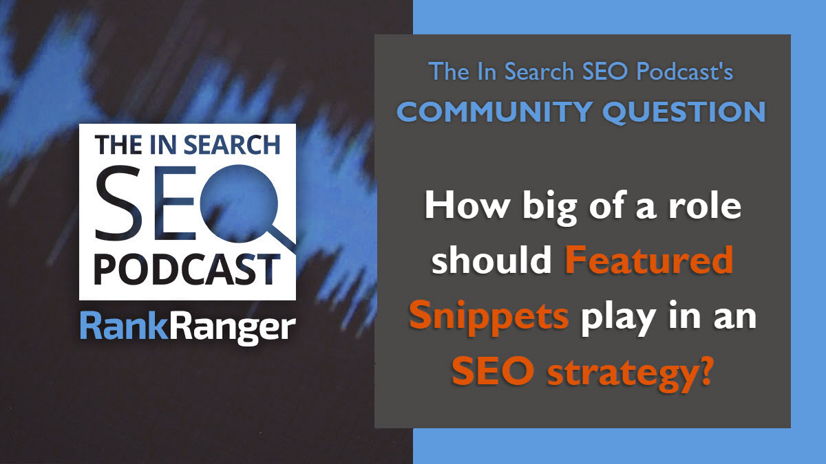 SEO Community Question #44