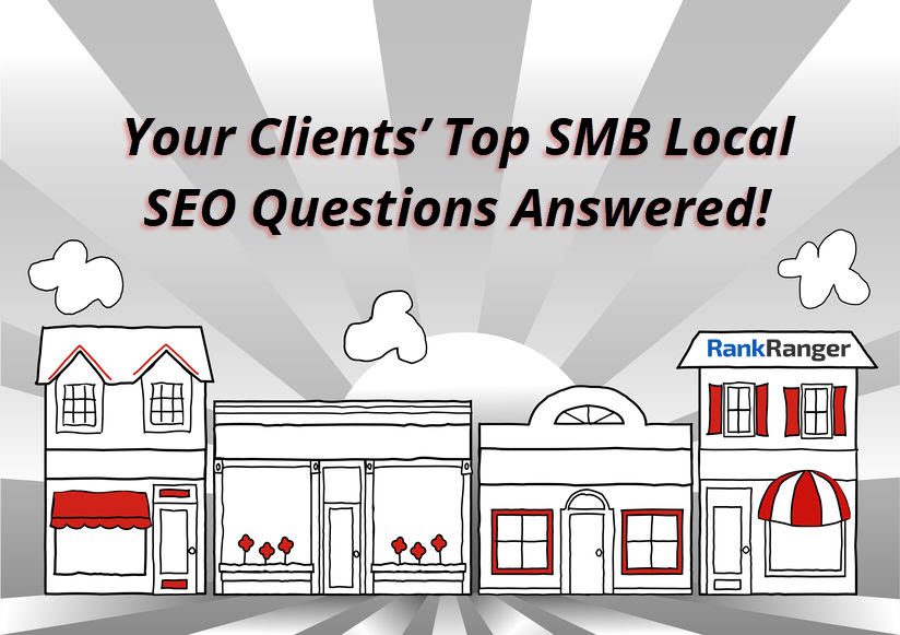 Local Business SEO Questions Banner