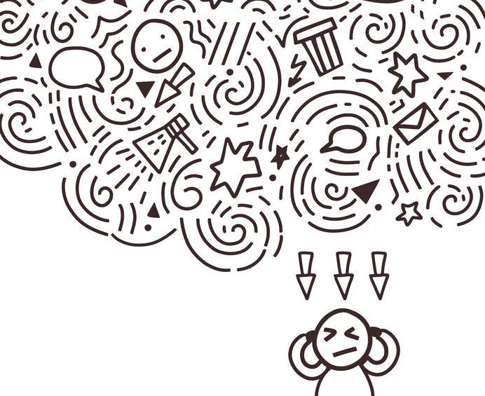 Overloaded Brain