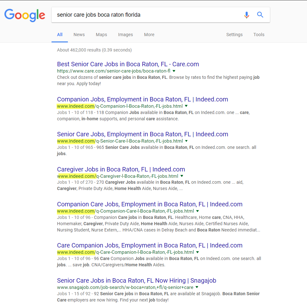 Google for Jobs - The Complete Guide