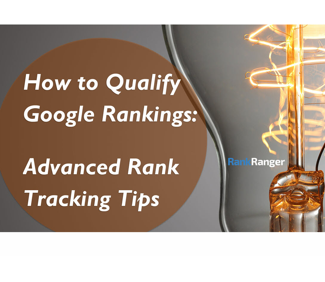 Advanced Rank Tracking Banner