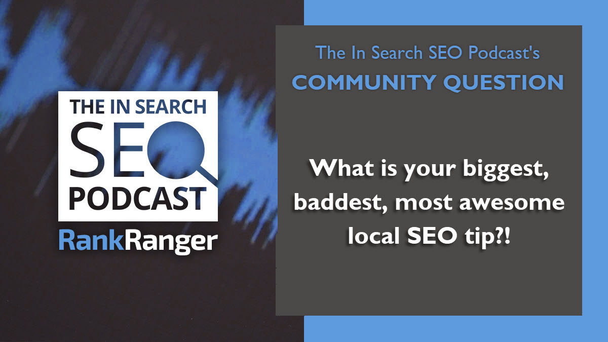 SEO Community Question #33