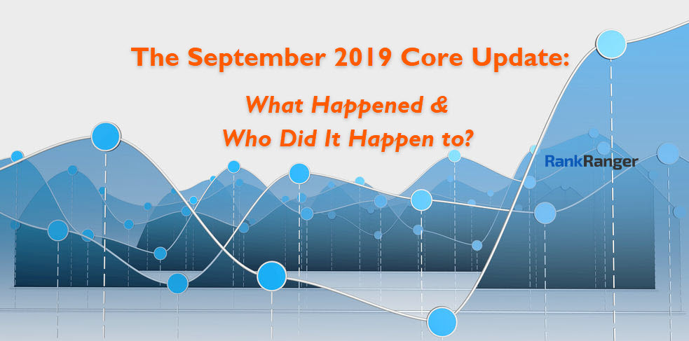 Sept. 2019 Core Update Banner