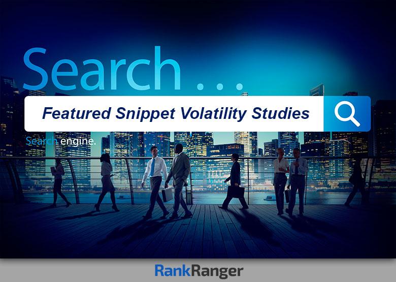 Études sur la volatilité des extraits en vedette