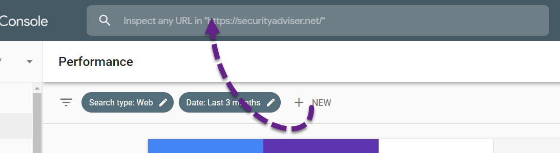 Google Search Console Request Indexing tool