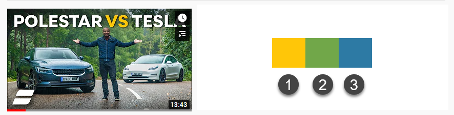 YouTube thumbnail with a green palette