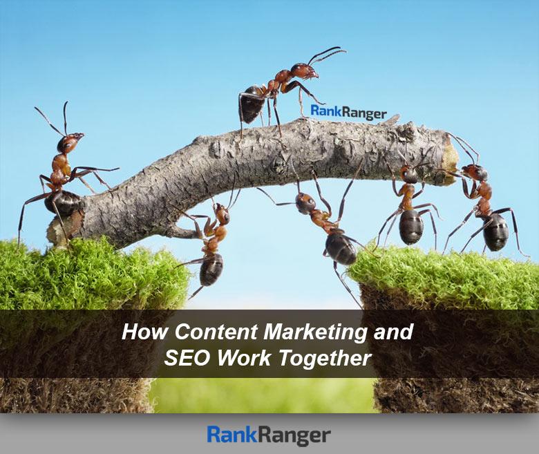 Cómo interactúan el marketing de contenidos y el SEO