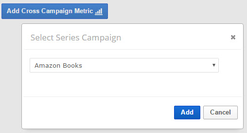 add cross campaign metric