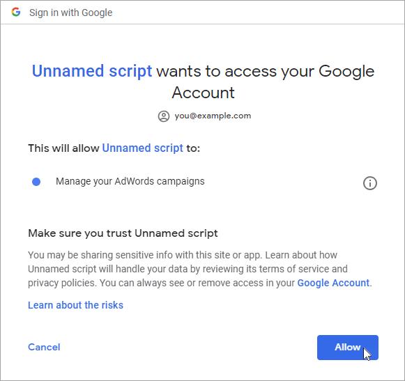 Google Ads Integration | Rank Ranger