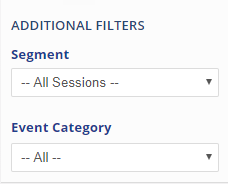 select additional filters