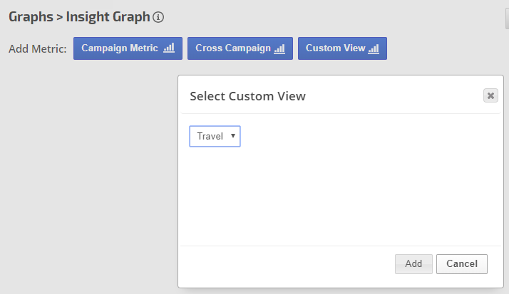 add custom view to insight graph