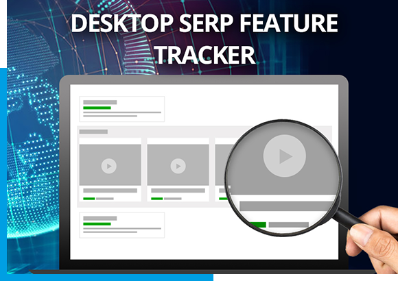 Desktop SERP Feature Tracker Promo